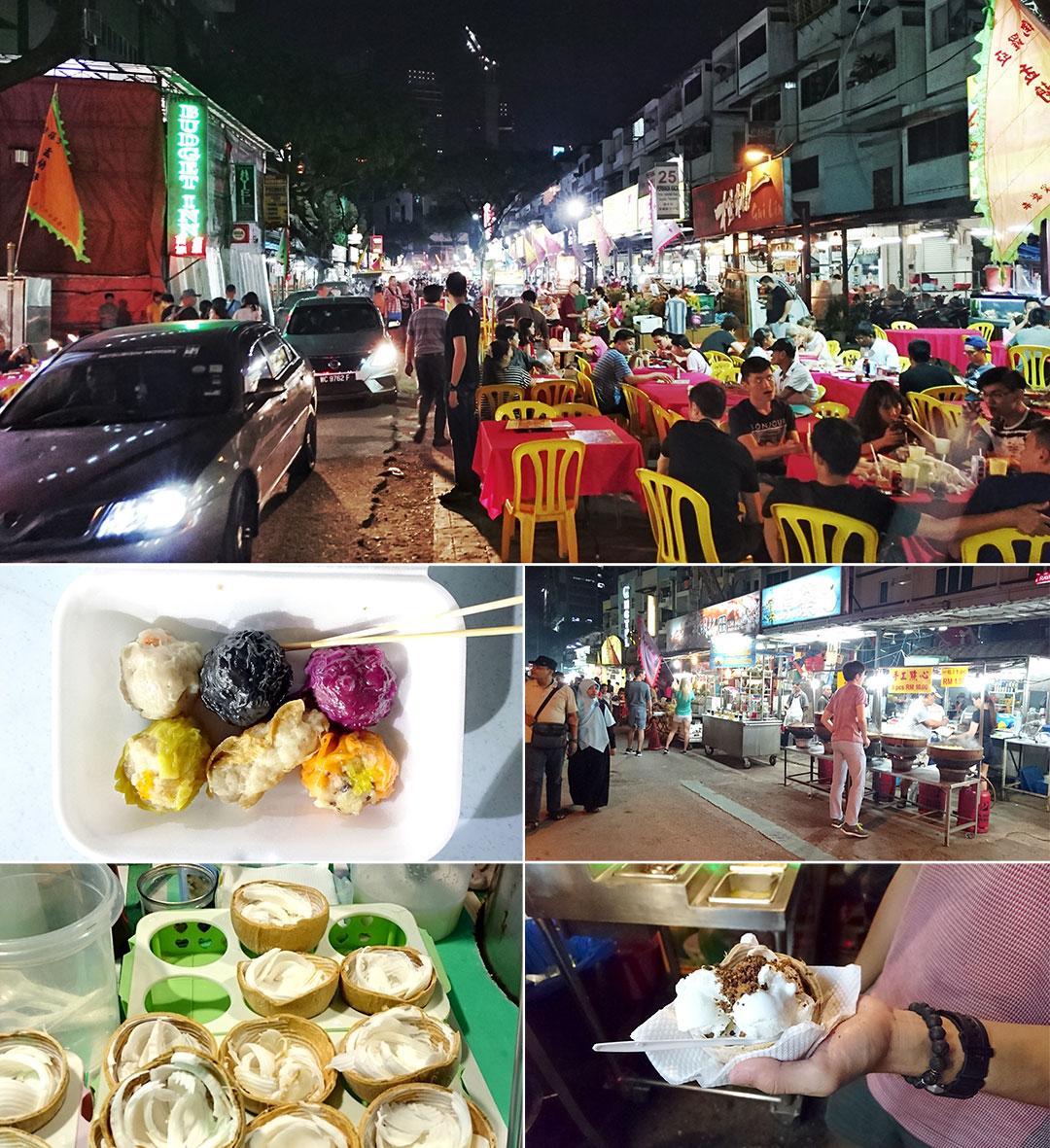 Street Food Photography KL Kuala Lumpur