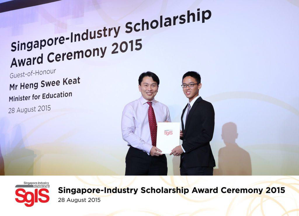 Awards Ceremony Instant Print Singapore