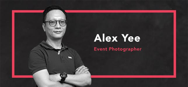 Alex Yee Event Photographer Singapore