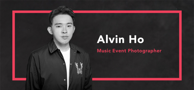 Alvin Ho Music Event Photographer Singapore