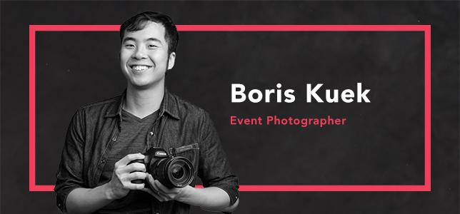 Boris Kuek Event Photographer Singapore