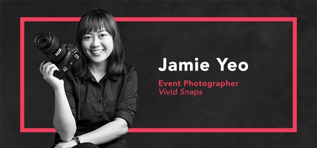 Jamie Yeo Event Photographer Singapore