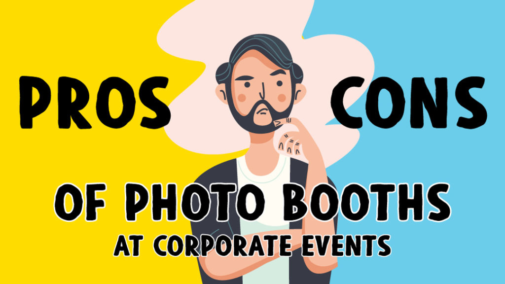 Instant Photo Booth Corporate Event Singapore