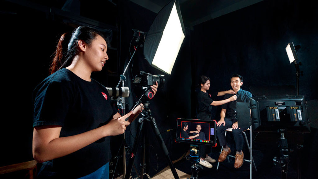 Commercial Video Production Singapore