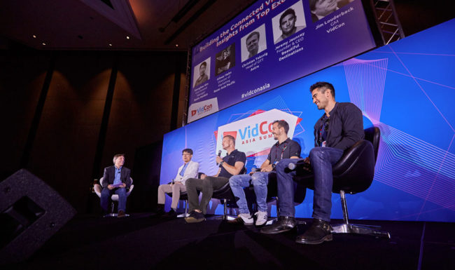 Conference Panel Photographer Singapore