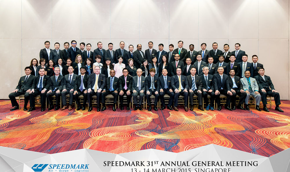 Corporate Group Photo Singapore