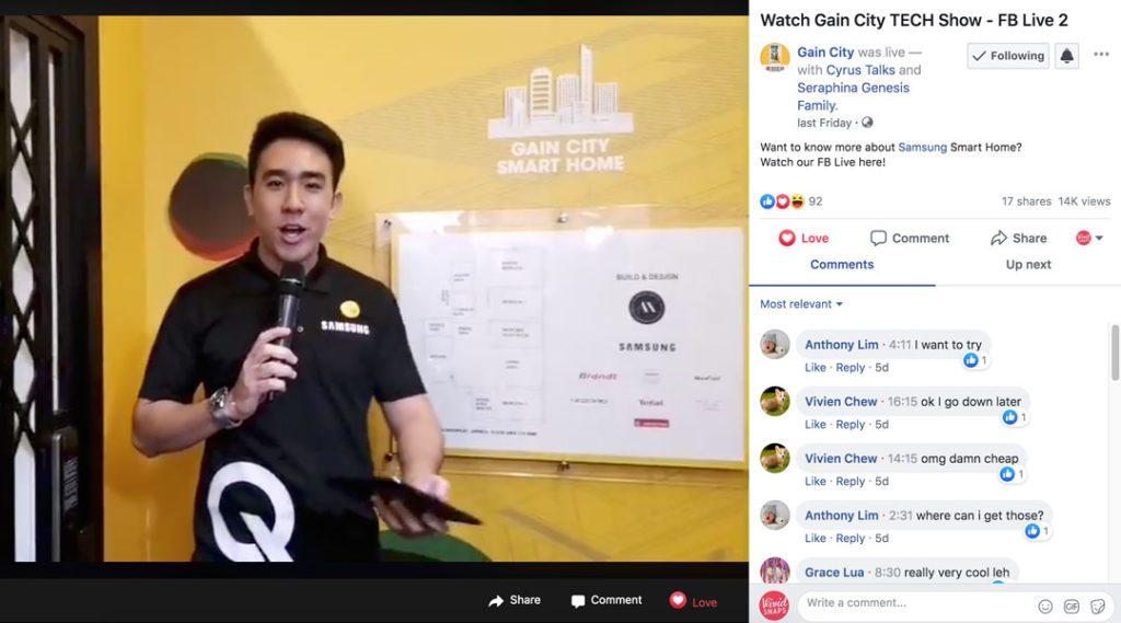 Event Live Stream Service Singapore