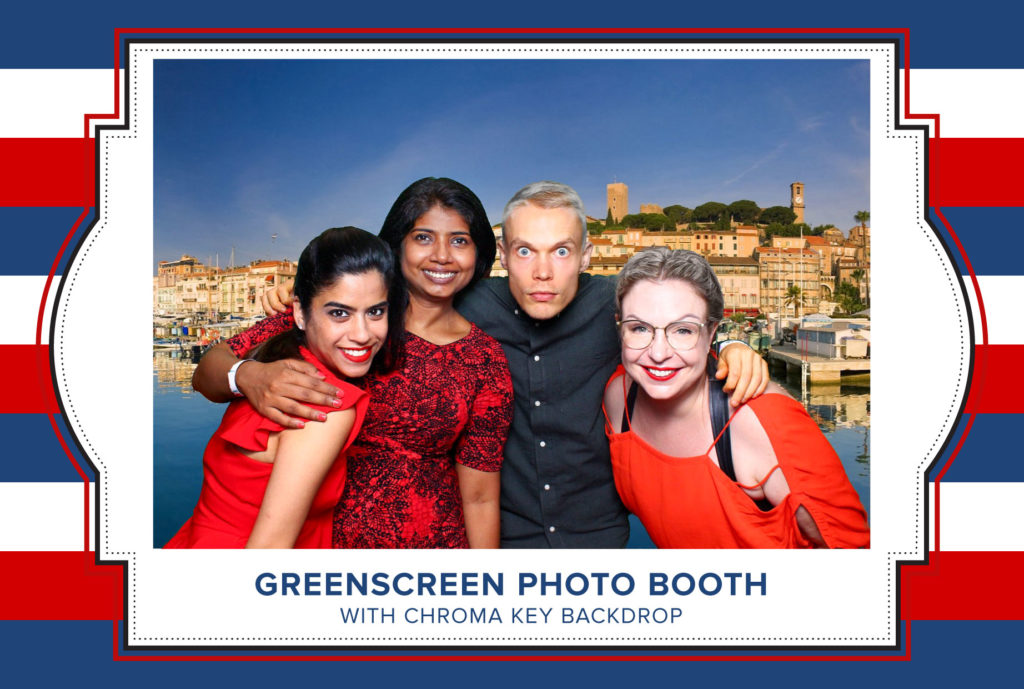 Green Screen Photo Booth Singapore