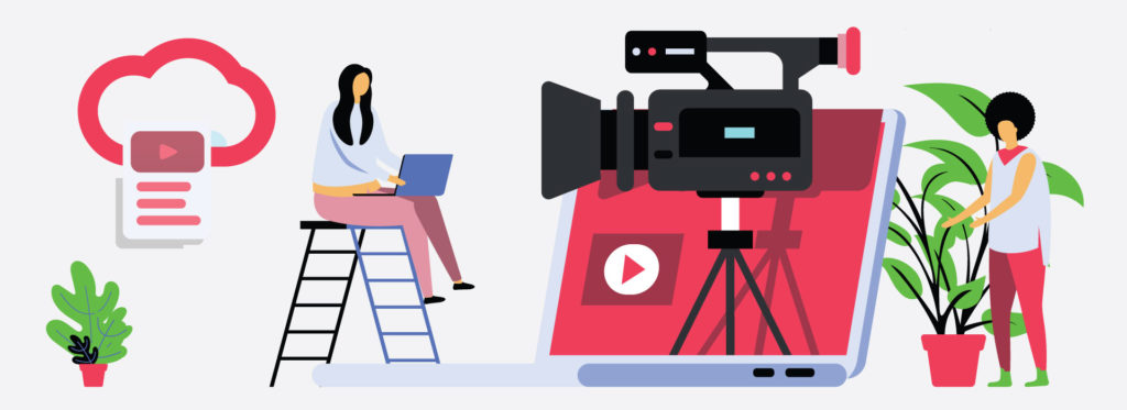 Corporate Social Media Videos for Marketing