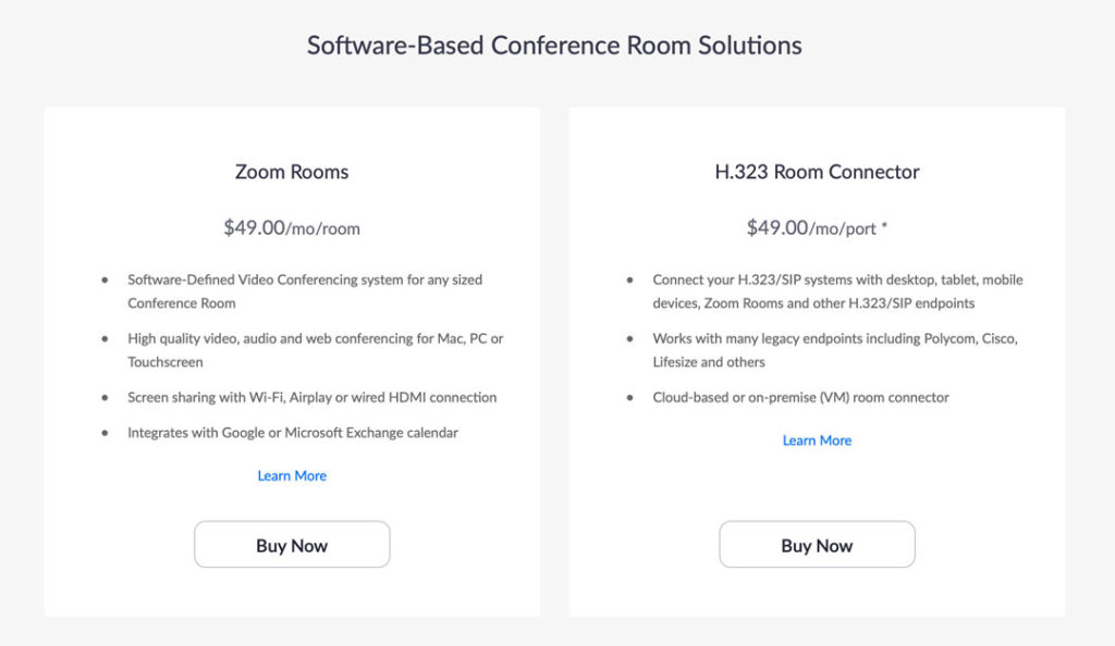 Zoom Webinar Pricing Monthly Singapore