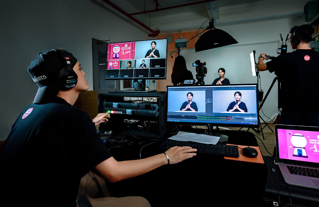 Singapore Live Streaming Expert