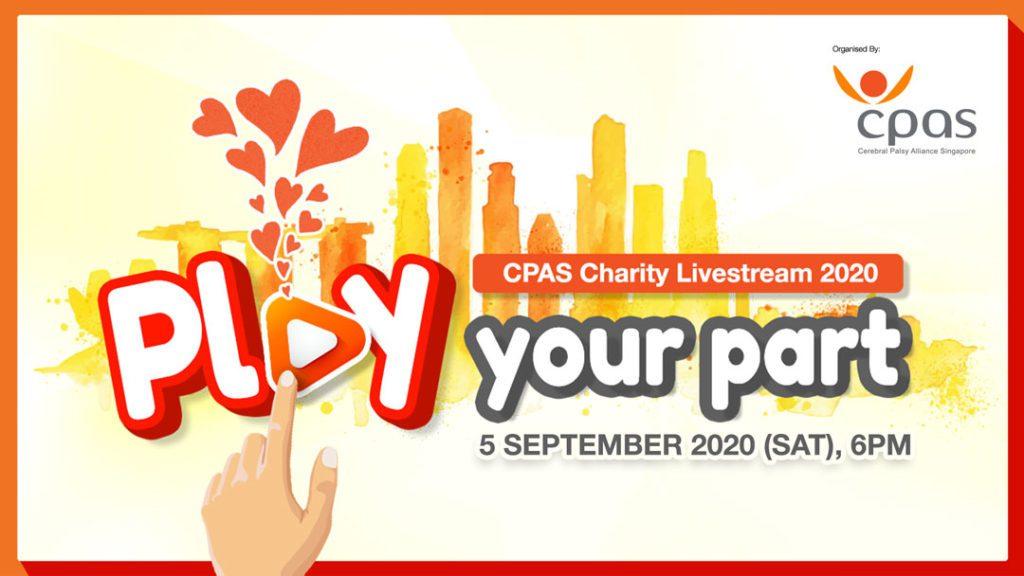 Fundraising Live Stream in Singapore