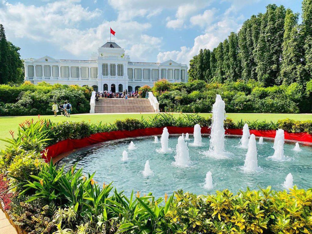 Virtual Event Tour Istana Singapore