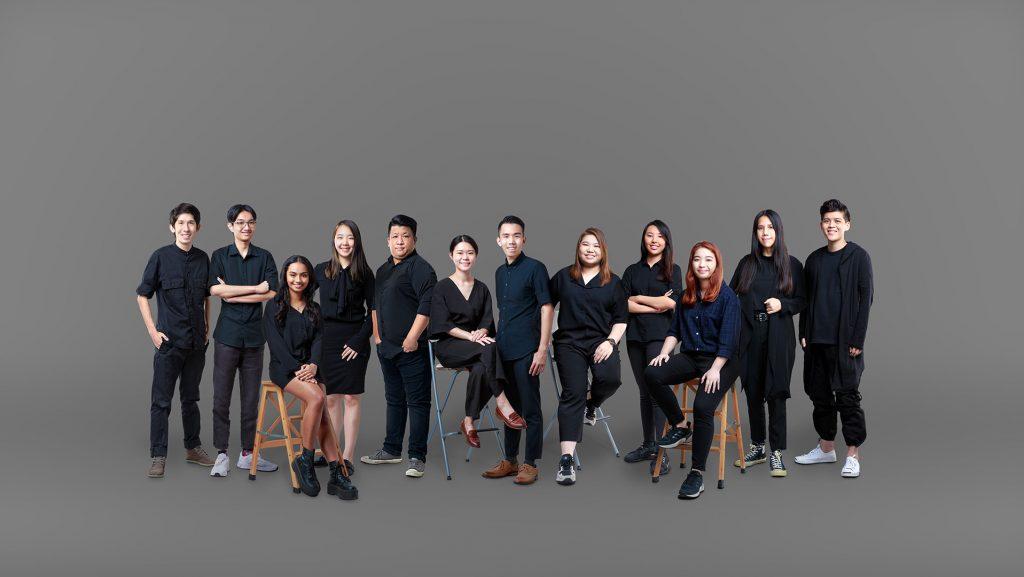 Virtual Corporate Group Photo Singapore