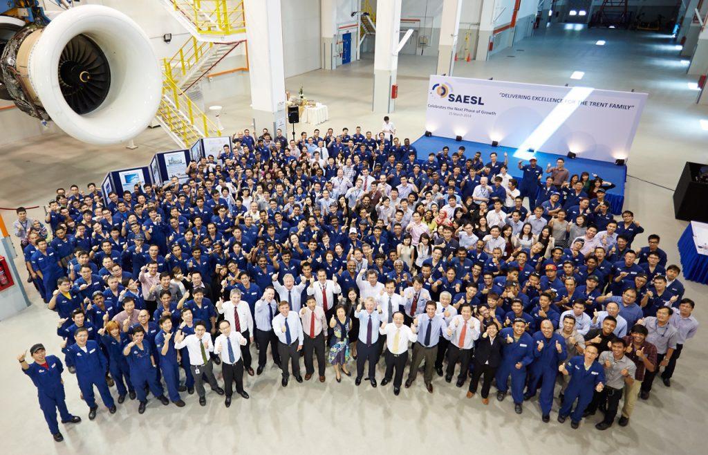 Large Group Photo Taking Singapore