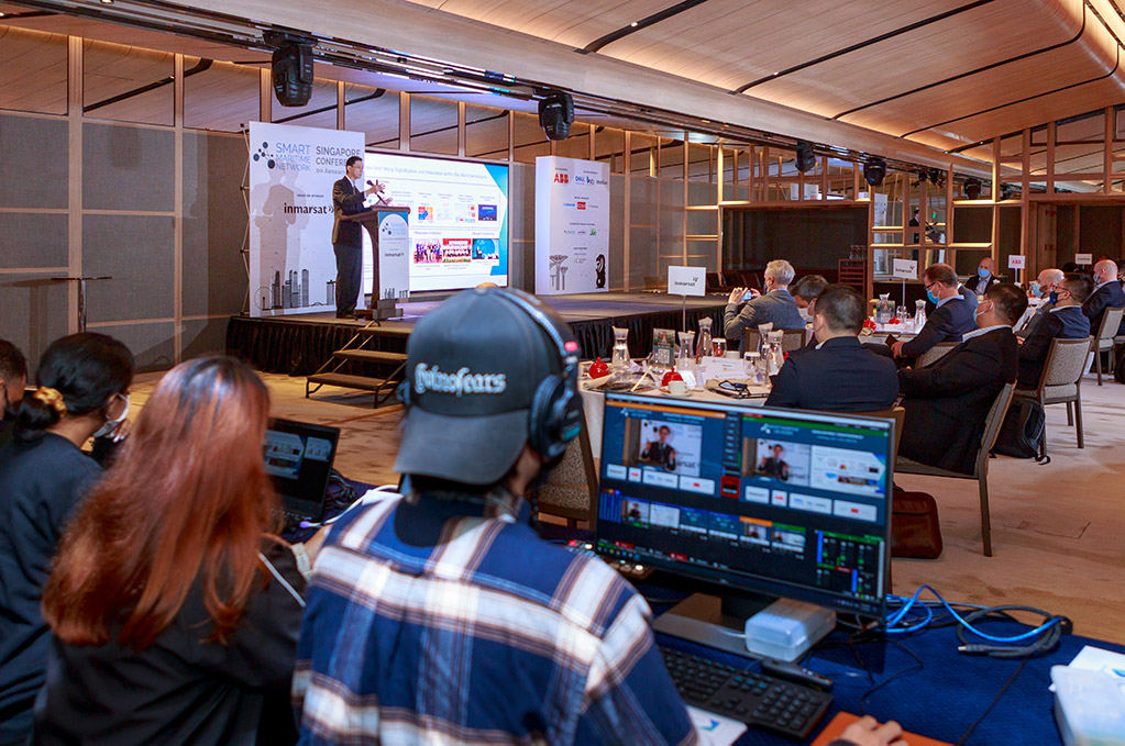 Professional Live Streaming Videographer for a Hotel Conference