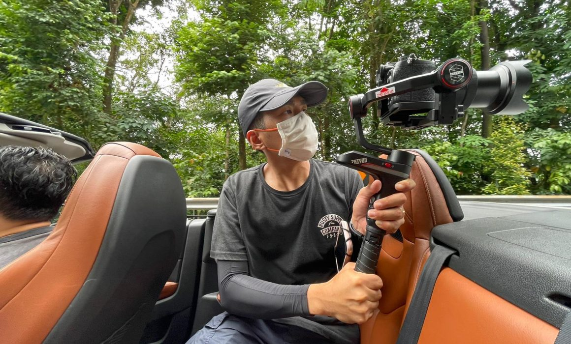 Roving Videographer in Video Production