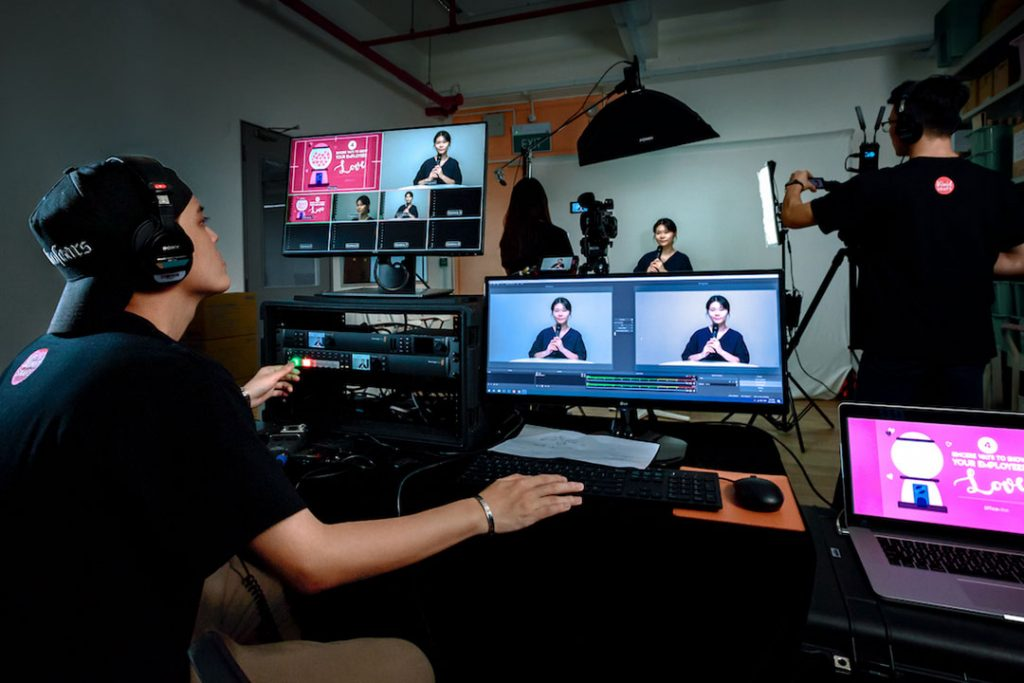 Live Streaming Vendor in Singapore