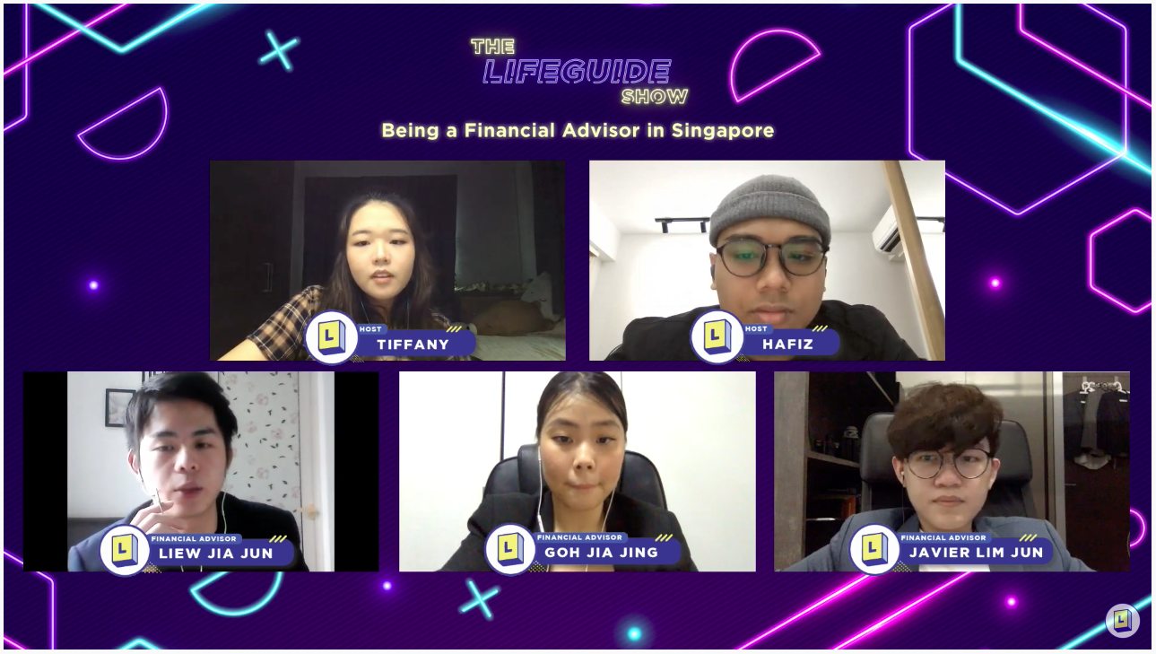Panel Discussions Live Streaming Webinar Singapore