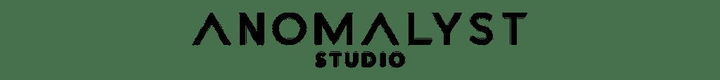 Anomalyst Studio Logo Singapore Virtual Set Design for Virtual Event