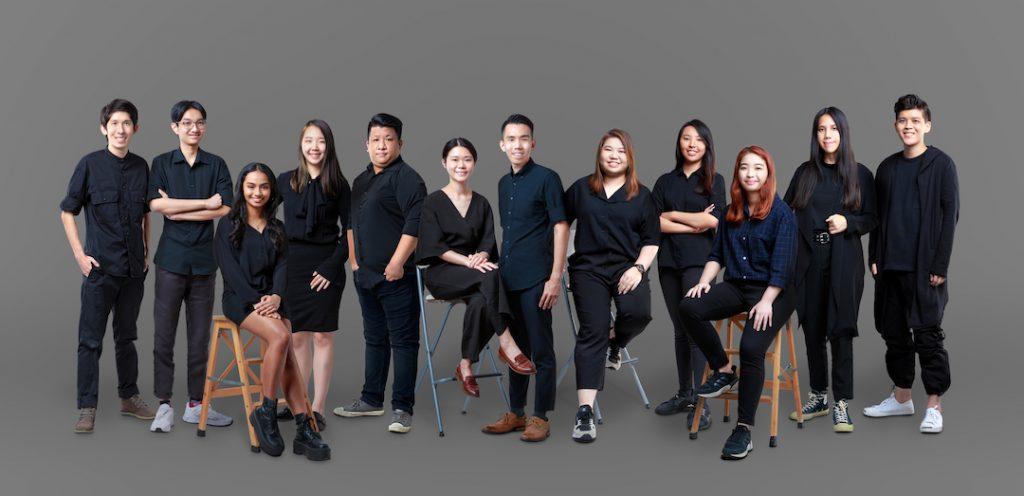 Company Group Photo Singapore